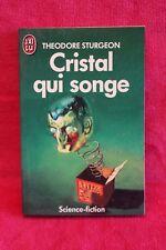 Cristal qui songe - Sturgeon Théodore - Livre - Occasion