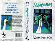 MARILLION : Recital of the Script  (1983) VHS  Video  Virgin  INGLESE