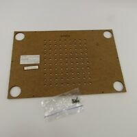 Vtg Technics SL-23 Panasonic Record Player Bottom Cover Turntable Replacement