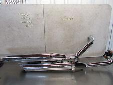 G SUZUKI BOULEVARD C50 T 800 TOURER 2009 OEM  EXHAUST MUFFLER