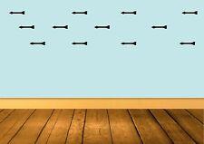 Wall Stickers Arrow shape , Range of Colours