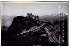 Suisse, Rigi, Rigi - Kulm Vintage photomechanical print.  Photomécanique  11