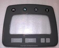 New 2002 2003 2004 Honda TRX450 Foreman Foot Shift Dash Meter Speedometer Cover
