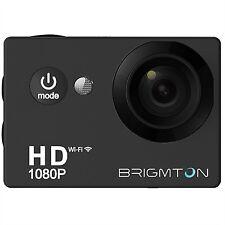 Videocam Brigmton Bsc-8hd 1080p WiFi microSD