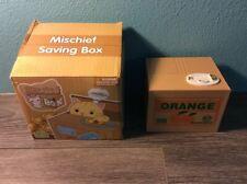 Mischief Saving Box Pop Up Cat