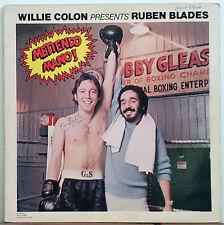 """WILLIE COLON PRESENTA RUBEN BLADES''METIENDO MANO"""" FANIA SLP-00500(1977)STERLING"""