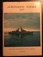 Almanacco Navale 1977 - Giorgerini; Nani [Militaria, Marina Militare, Araldica]