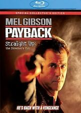 Payback (Blu-ray Disc, 2007, Straight Up: The Directors Cut)
