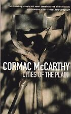 Cities of the Plain, Cormac McCarthy, Book. New (Paperback)
