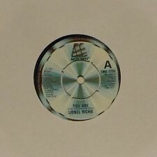 "LIONEL RICHIE 'YOU ARE' UK 7"" SINGLE #2"