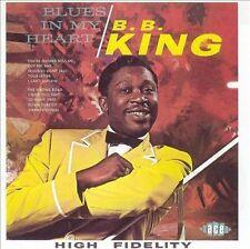 Blues in My Heart [Bonus Tracks] by B.B. King (CD, Feb-2004, Ace (Label))