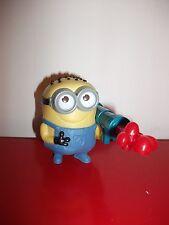 Figurine Minion mignon Moi moche et méchant lance flamme Mac Do Mc Donald