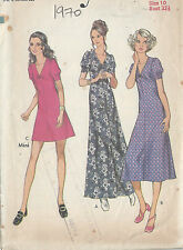 Style Couture Vintage 1980s Uncut Sewing Pattern 2944 Size 12 Female