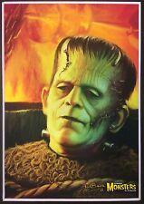 Famous Monsters #257 Frankenstein Rick Baker Art Print