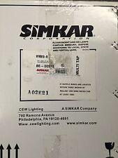 "WFM0810-M-BZ  Simkar 100W Pulse Start Metal Halide Bronze 13"" Light Fixture"