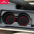 For Mazda 3 BK 2003 - 2009 MK1 Mazda3 MPS Non-slip Cup Holders Door Slot Mat