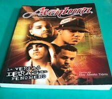 Aventura - La Verdad Detras del Fenomeno -Romeo Santos ( Libro )