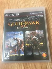 God Of War Collection PS3 Sony PlayStation 3 XP2
