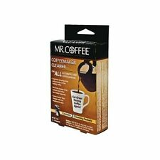 Mr Coffee Automatic Drip Coffee Maker Cleaner / Descaler