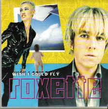 Roxette-Wish I Could Fly Promo Cd single