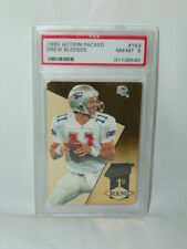 93 Select / Action Packed Drew Bledsoe  PSA 10  / 8 Rookie Crd Lot