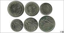 España - Franco Series- Año: 1957 - numero 00360/62 - MBC+ 5/25/50 pta 1957 (BA)