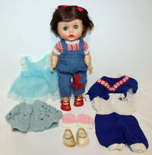 "Arranbee R&B Littlest Angel 10"" original outfit plus dress and extras EC!"
