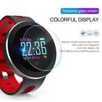 Bluetooth Smart Watch Heart Rate Blood Pressure Tracker Fitness Sport Wristband