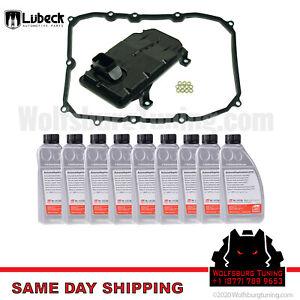 Porsche Cayenne 958 Transmission Pan Gasket Filter Fluid Kit G1G 0C8 2011 - 2014