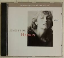 Emmylou Harris Duets CD Alemania