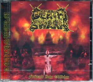 DEATHSWARM Forward Into Oblivion CD