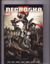 Uncanny X-Men NecroshaX TPB  Trade Paperback Wolverine Marvel Comics NEW