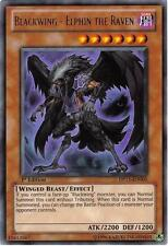 Yu-Gi-Oh Yugioh Blackwing - Elphin the Raven DP11-EN005 Rare 1st Mint!