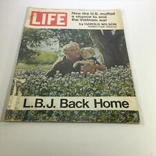 Life Magazine: May 21, 1971 - L.B.J. Back Home & How the US end the Vietnam War