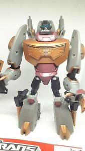 Transformers Animated Grimlock Voyager Complete Autobot Dinobot