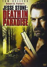 DVD - Action - Jesse Stone - Death in Paradise - Tom Selleck - Viola Davis