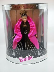 Happy Holidays 1998 Barbie Doll Unopened Special Edition Brand New