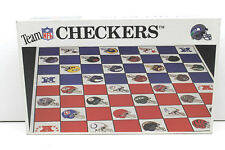 54 pc Football Checker Game Seattle Seahawks+NFL Colored Mini Helmets No Board