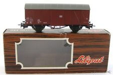 Liliput 245 54 H0  gedeckter Güterwagen der DB mit OVP X00001-08114