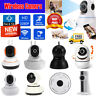 1080p Two Way Wireless Wifi IP CCTV Camera Systerm Night Vision Baby Monitor Cam