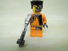 Lego Figur Agents Saw Fist agt005  Set 8631