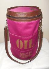"NENA GOSLING VENEZUELA - OIL PETROLEO Drum Can Handbag Purse Tote Bag  13""t 8""d"