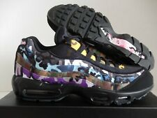 47199275ba NIKE AIR MAX 95 ERDL PARTY BLACK-MULTI COLOR SZ 15 [AR4473-001