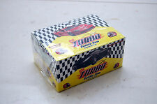 TURBO MERT NEW 2015 BOX WITH FOIL 100 GUMS GUM WRAPPERS CARS ALL COLORS