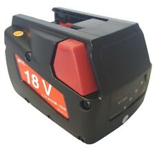 Banshee Replacement Milwaukee 48-11-1830 V18 LITHIUM-ION Battery-FAST SHIP