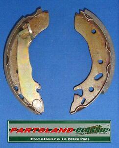 non–OEM Brake Shoes Ford Courier Escort Fiesta KA Puma Mazda 121 08/95–10/2000