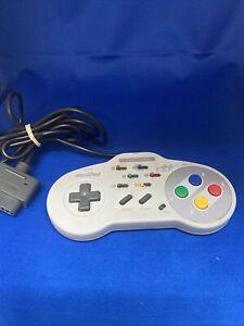 AsciiWare ASCII Pad Turbo Controller Super Nintendo SNES