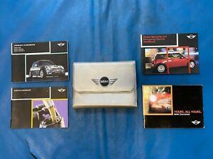 BMW Mini One/Cooper/S Owners Handbook/Manual (2001 - 2006) R50/R53 Hatchback