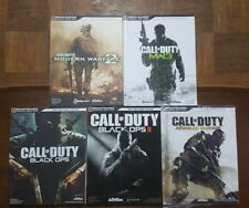 lot 5 guides Fra call of duty modern advanced warfare 2 3 black ops 1 ps3 360