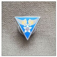 USAAF ww2 Insigne 12th US AAF Dragoon provence para airborne Pilote casque dday